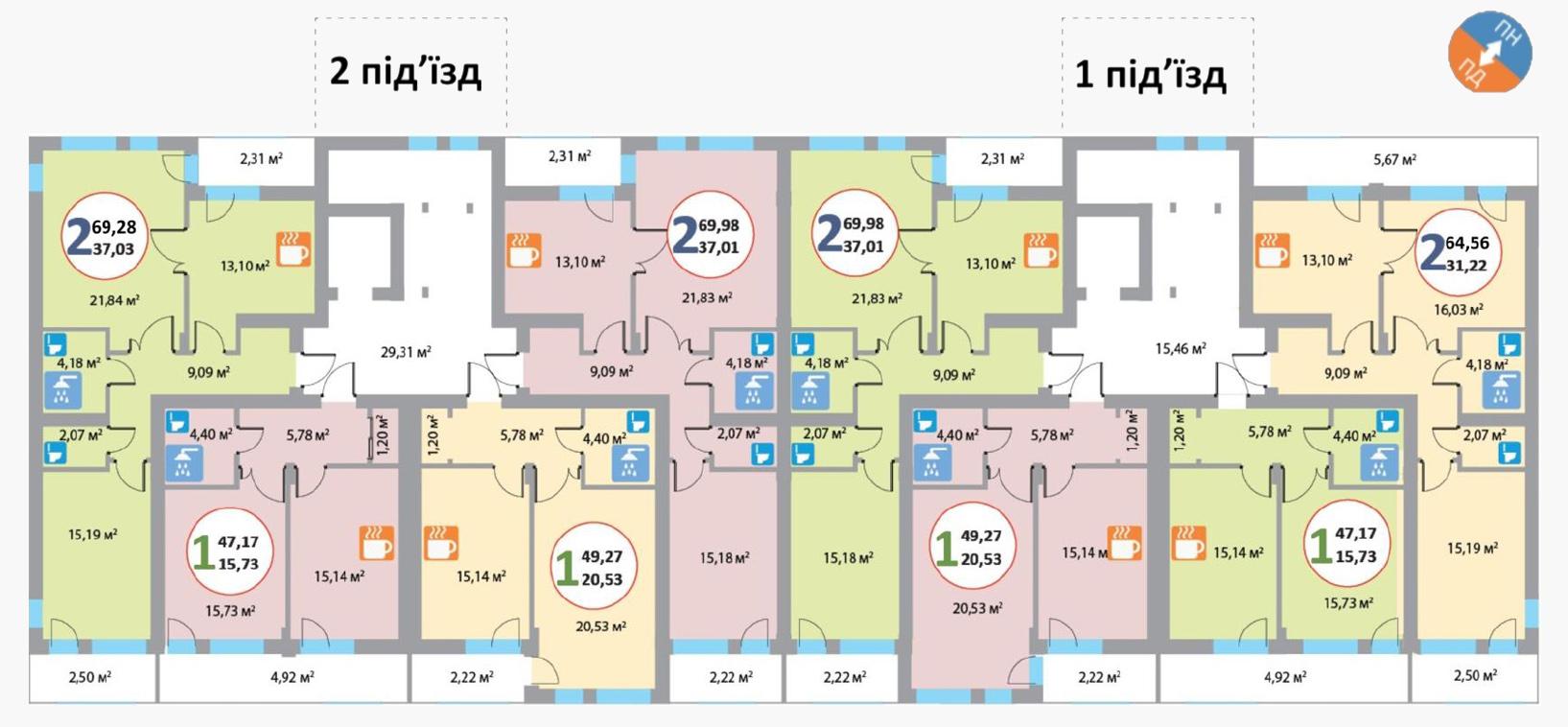 Надійна №7 (3 поверх)