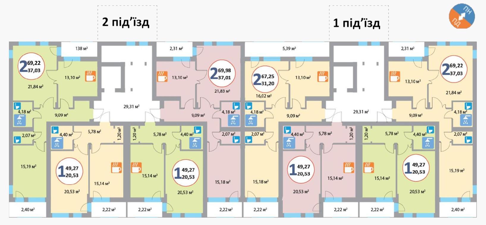 Надійна №7 (4 поверх)