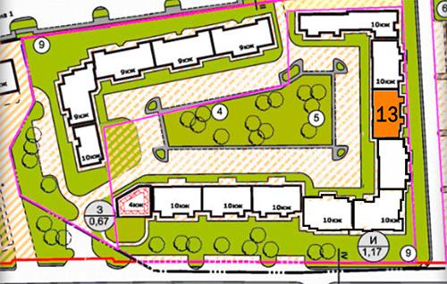 Тракт 1 (6) карта